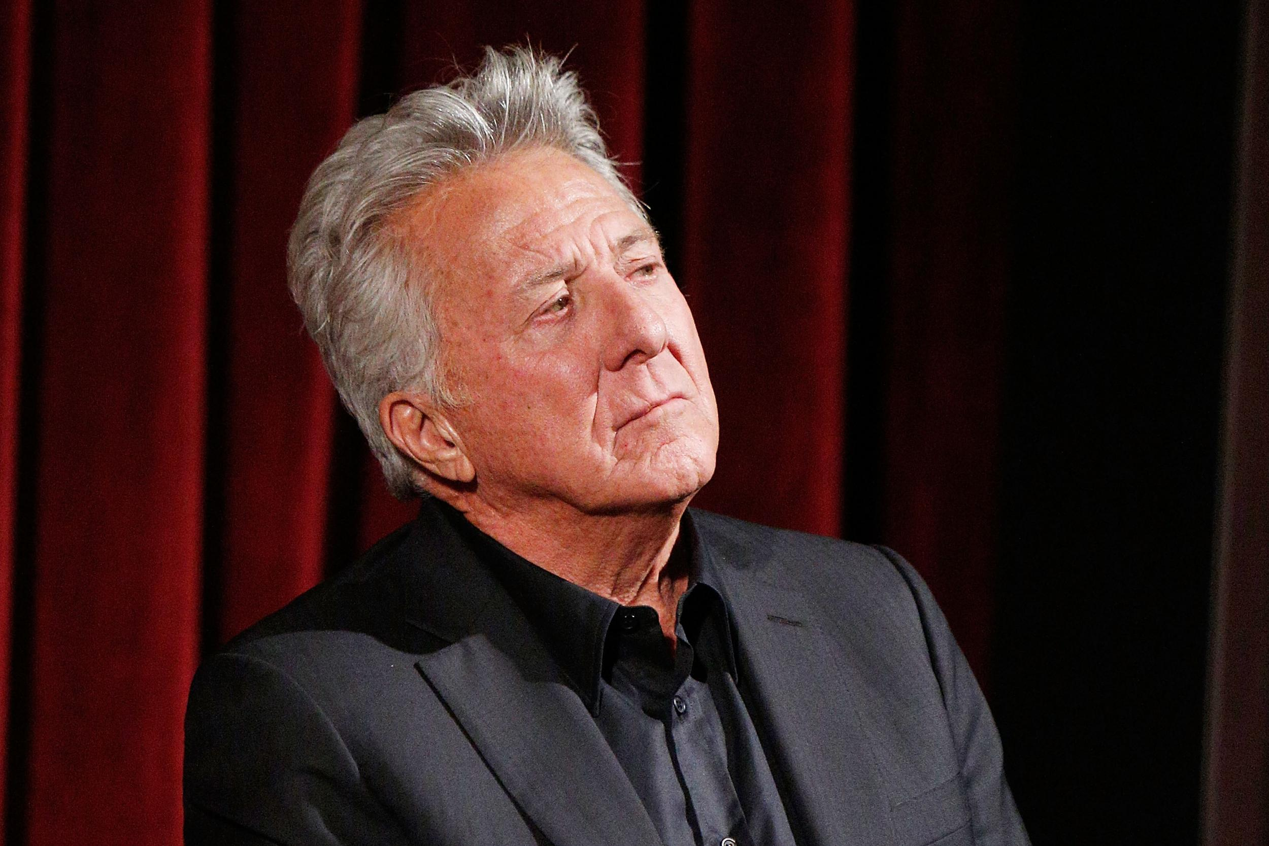 Dustin Hoffman New Sexual Harassment Allegation Made By Tv Producer From Incident In 1991 The Independent The Independent