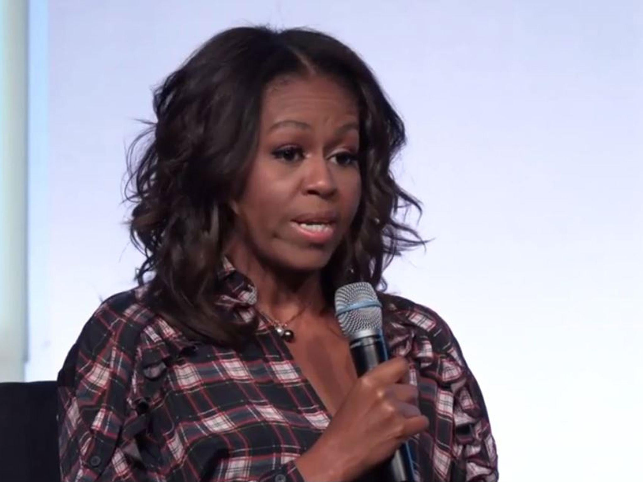 Michelle Obama just said some very powerful words against Donald Trump Michelle Obama just said some very powerful words against Donald Trump new photo