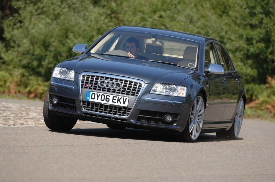 buying used audi s8 the independent. Black Bedroom Furniture Sets. Home Design Ideas