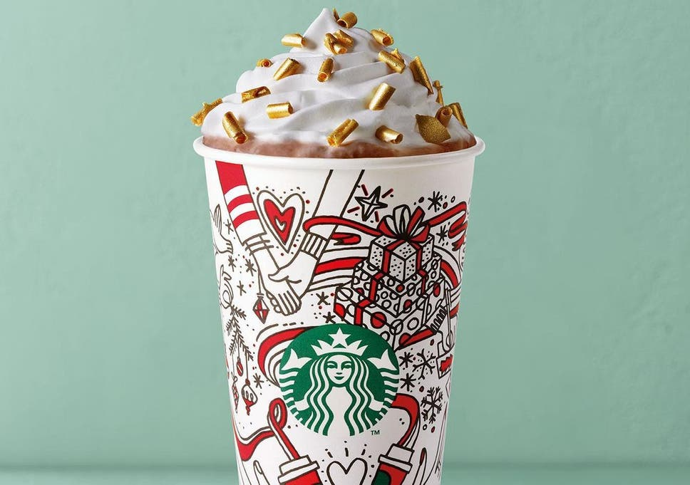 starbucks launch red cups for christmas 2017