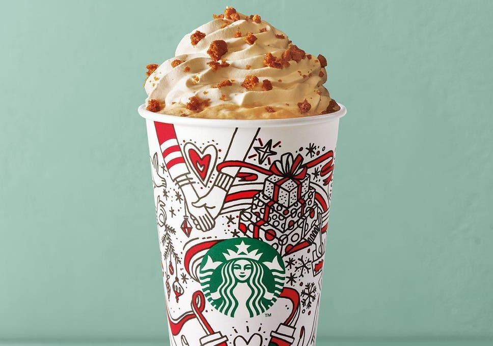 The Starbucks Christmas Drinks That Contain As Much Sugar As