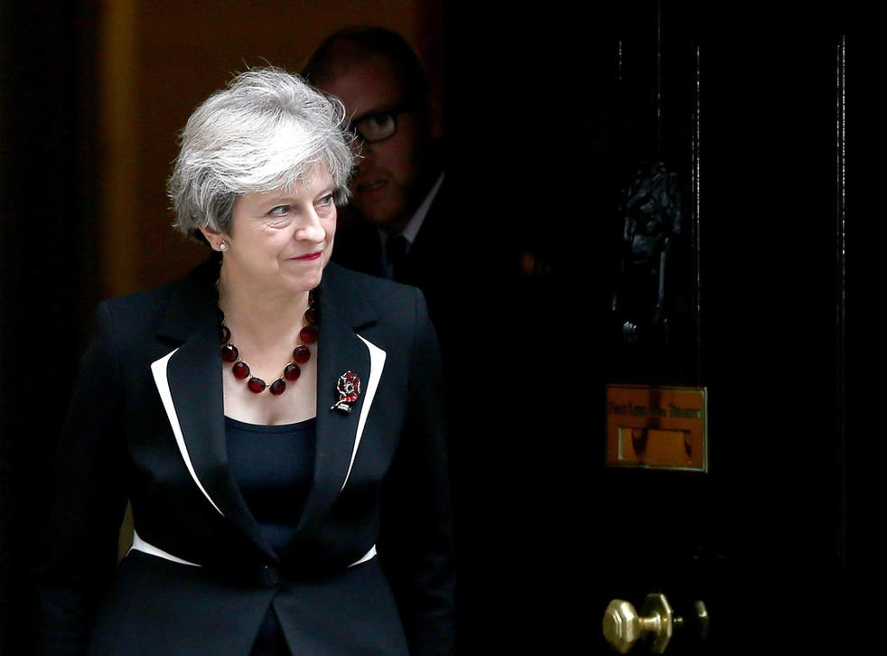 Ms May takes her EU (Withdrawal) Bill to the Commons for its 'committee stage' this week