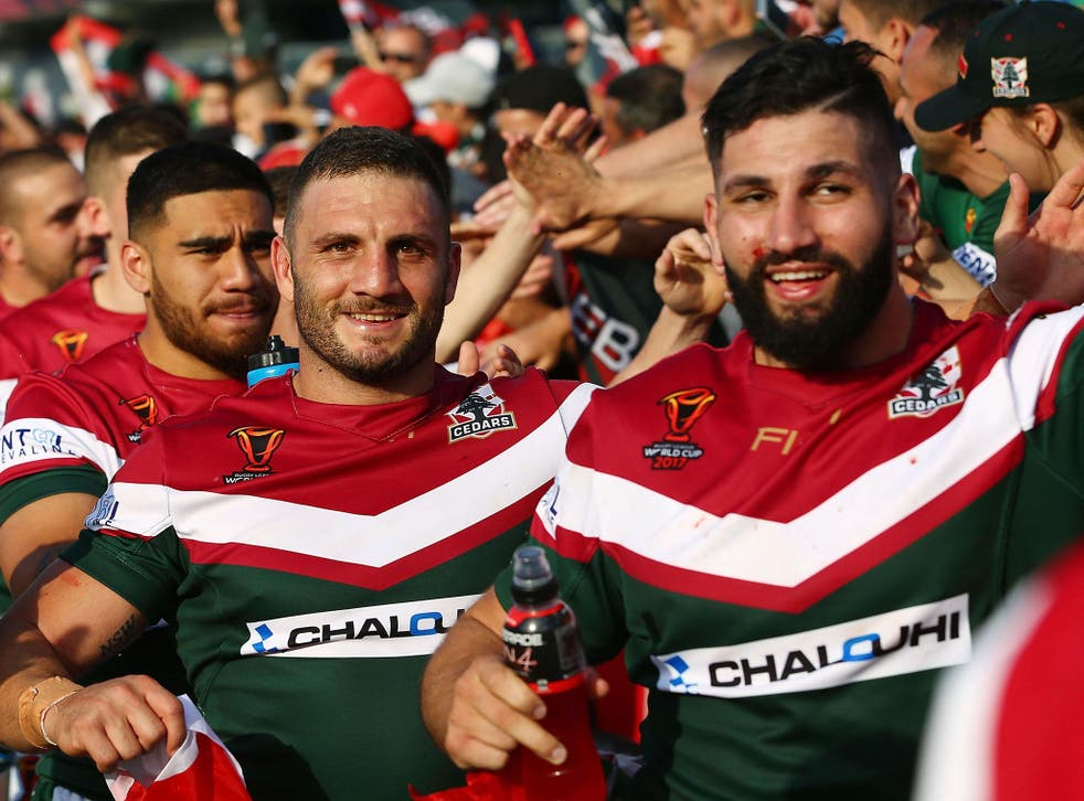 Lebanon secured a 29-18 victory over France in Canberra last Sunday