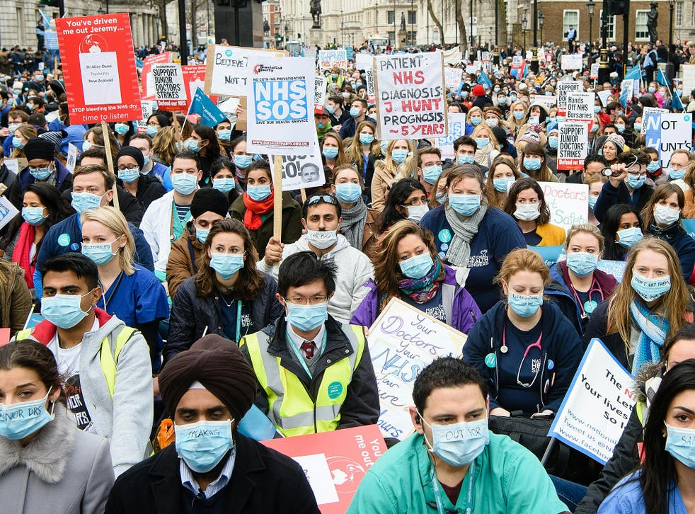 Junior doctors are increasingly taking time out from training because of the pressures