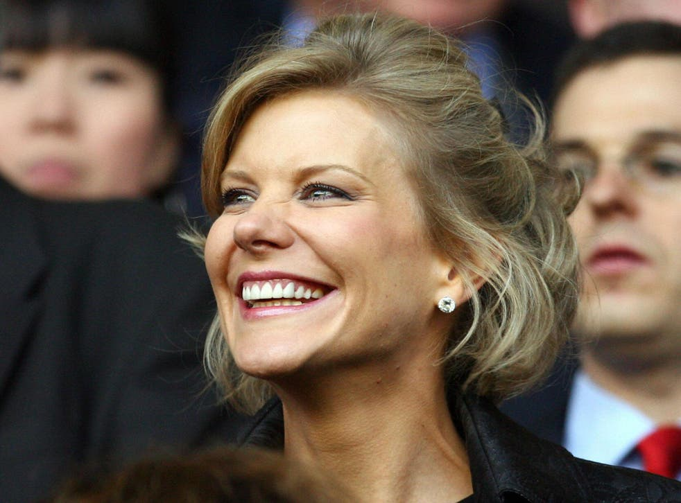Amanda Staveley is interested in buying Newcastle but it's nowhere near as simple as that