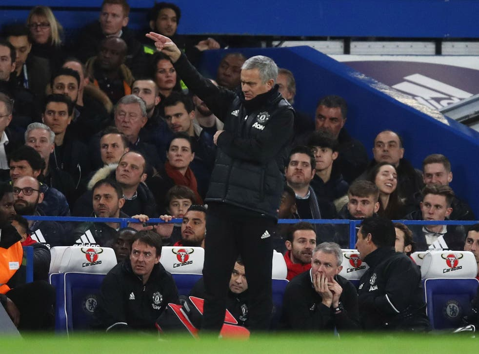 Jose Mourinho enjoyed an angry reception on his last visit to Stamford Bridge