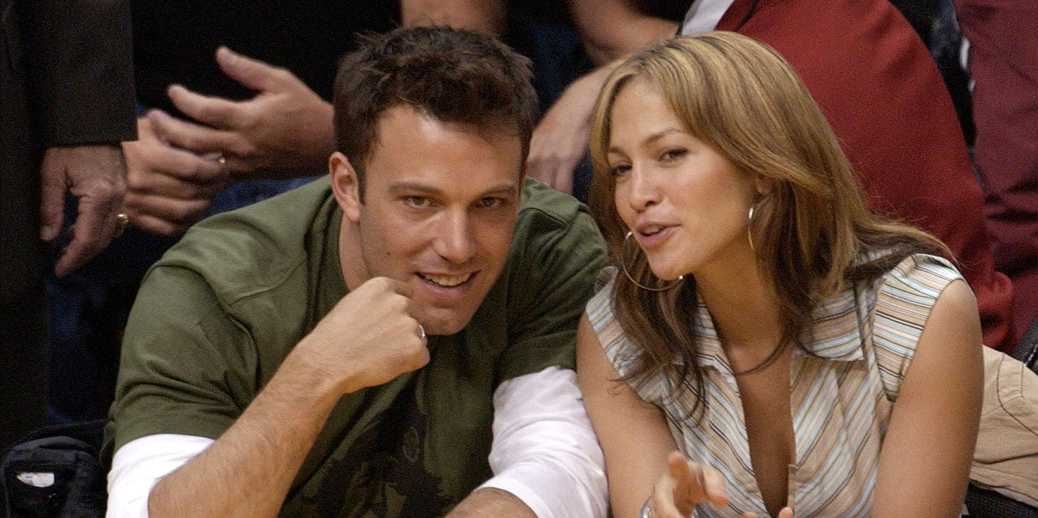 Jennifer Lopez reveals why she broke up with Ben Affleck