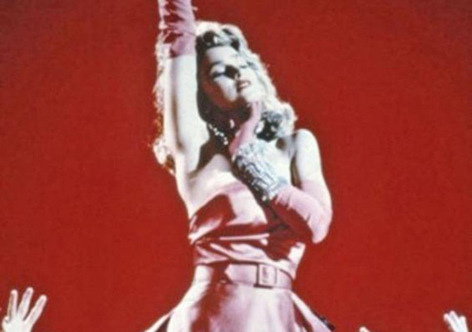 721d28859 Madonna has been known as a 'Material Girl' since her 1985 hit music video