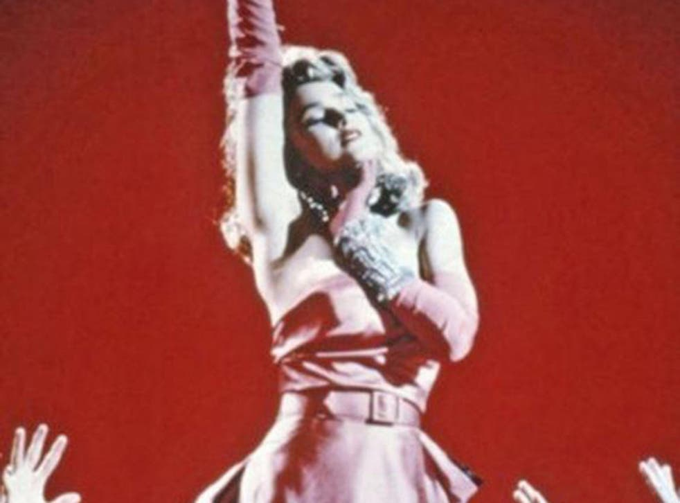 Madonna has been known as a 'Material Girl' since her 1985 hit music video