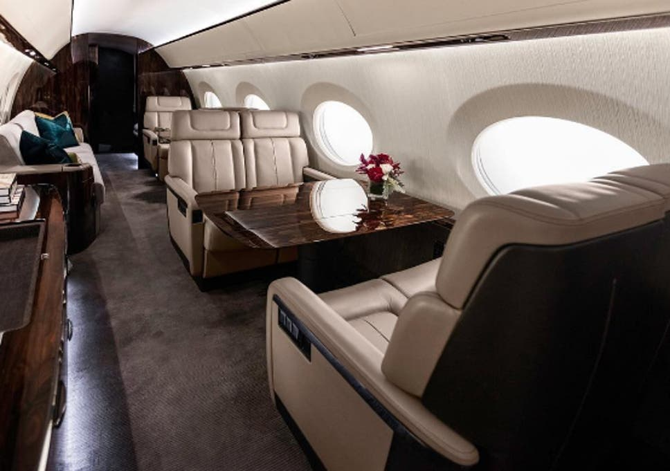 Private Jets For Rent >> Instagrammers Are Hiring A Grounded Private Jet To Get The
