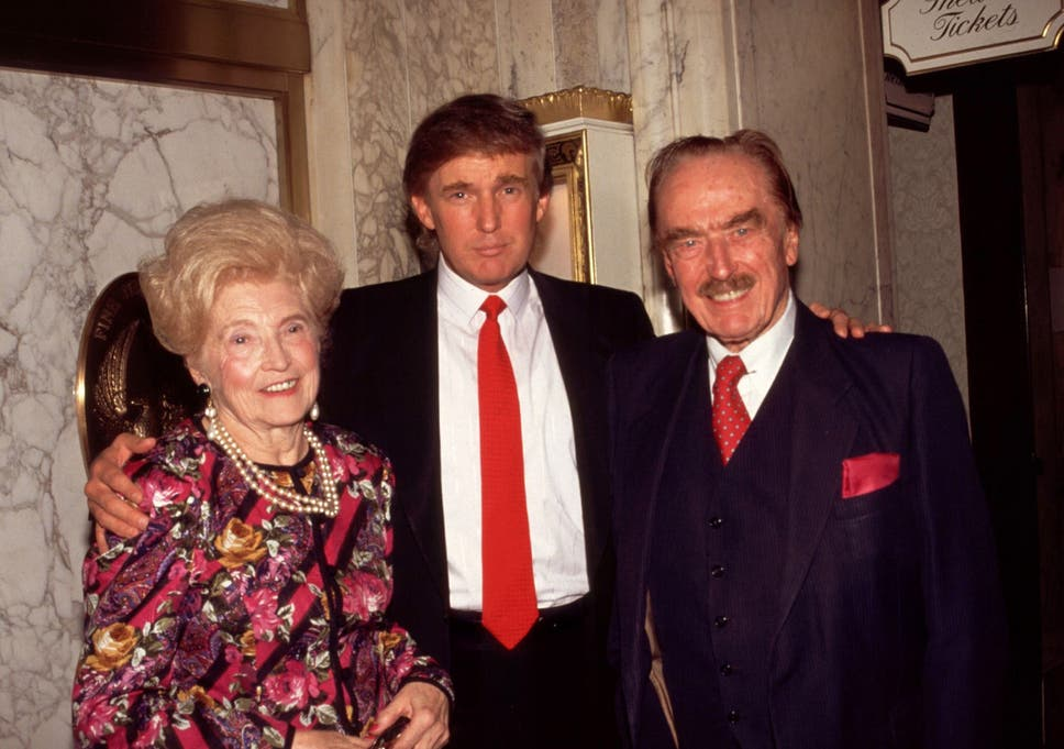 Donald Trump's mother asked: 'What kind of son have I