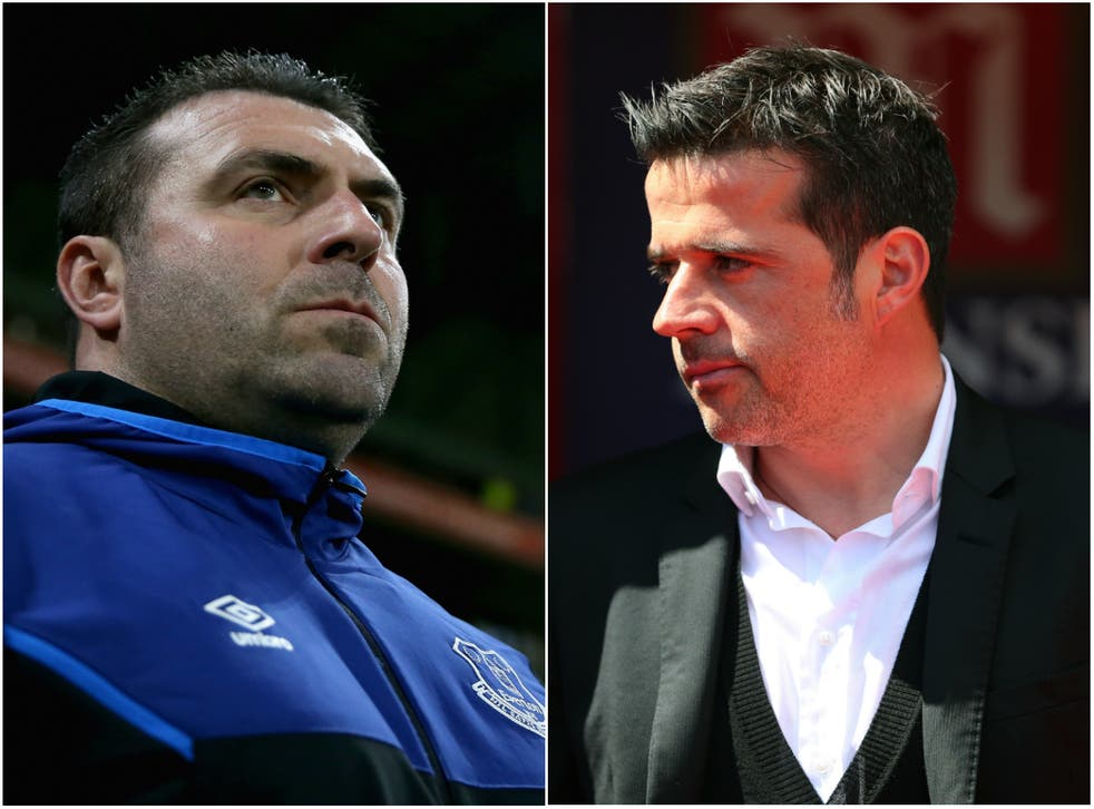 Everton and Watford will go head to head this weekend