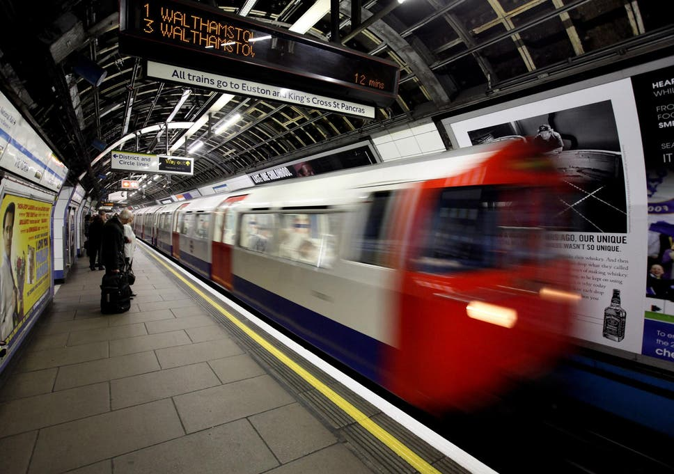13 Secrets Of The Tube Revealed By London Underground Driver The