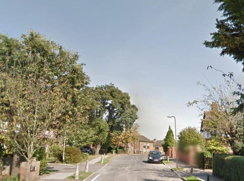 Police and the London Ambulance Service were called at 8am on Friday to an address in Blenheim Road in south west London