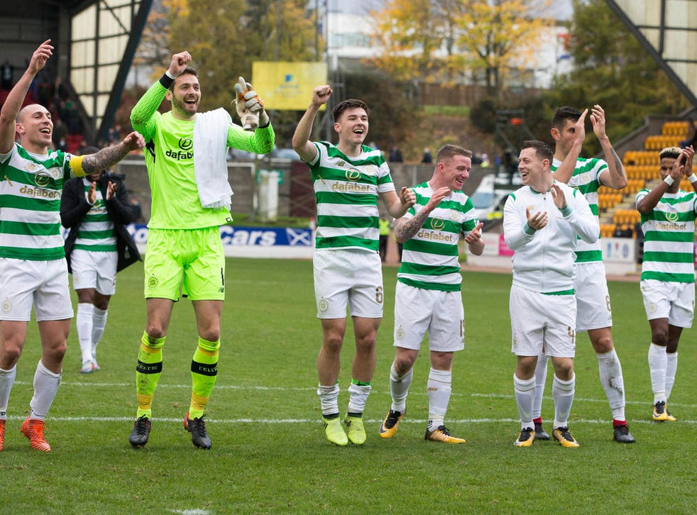 Celtic broke a 100-year-old record with their 63rd consecutive match without defeat
