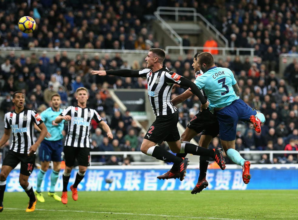 This is Newcastle's second defeat on the trot