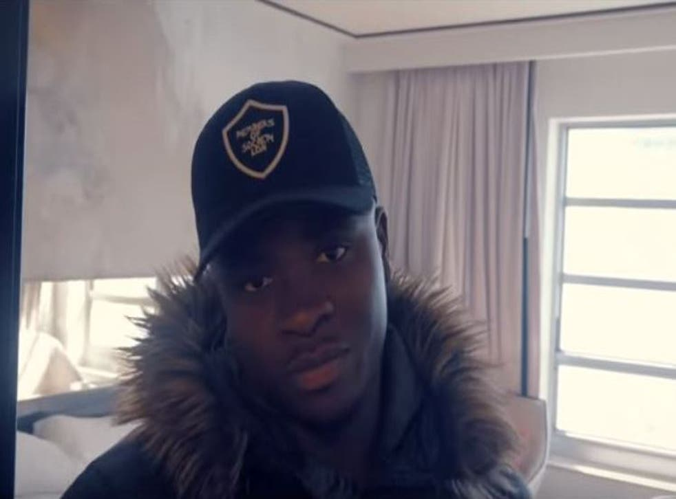 Michael Dapaah, AKA Big Shaq has shot to fame for his Grime parody videos Fire In The Booth and Mans Not Hot. But Shaquille O'Neal took exception to the artist for being 'cocky'.