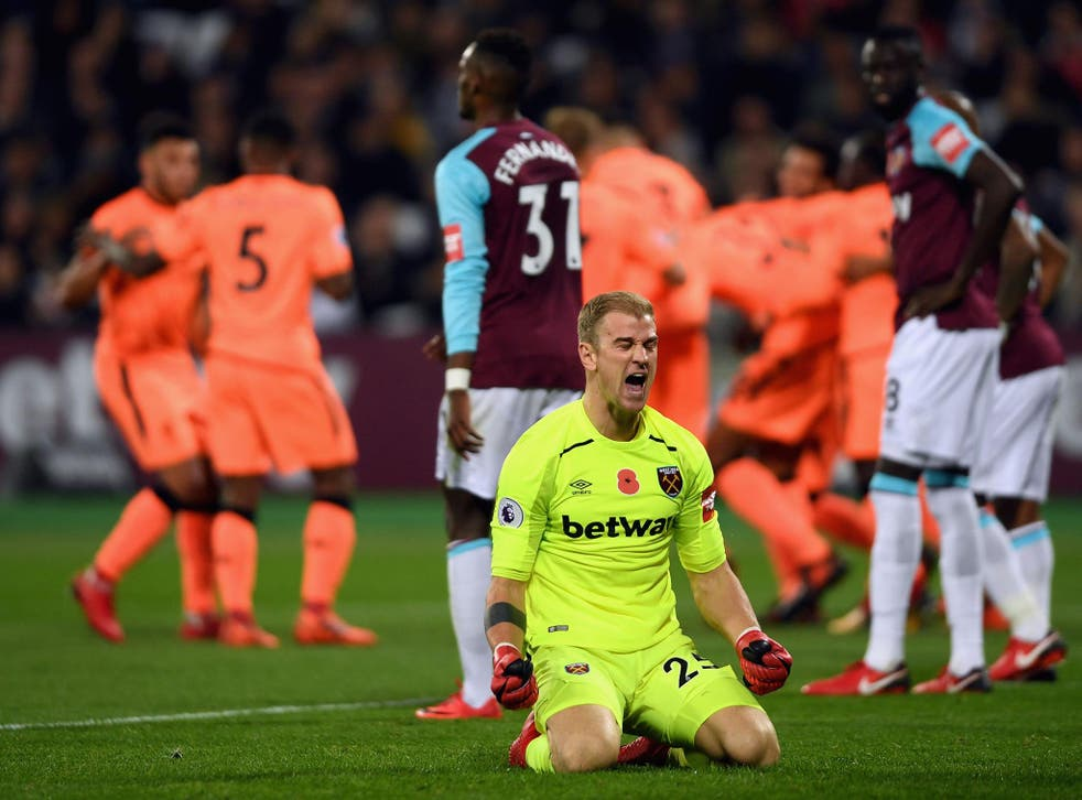 Liverpool thrashed West Ham to pile yet more pressure on boss Slaven Bilic
