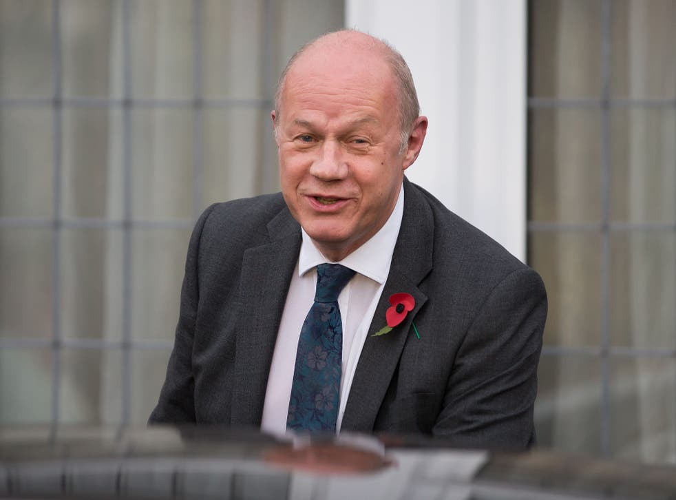 Damian Green has strongly denied the claims