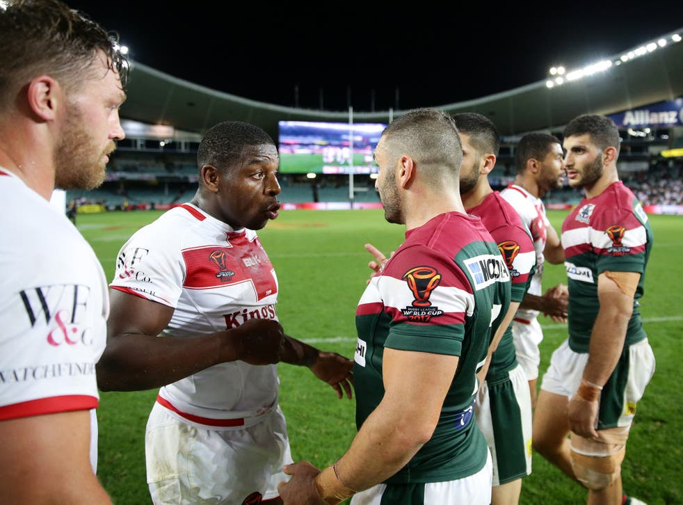 Jermaine McGillvary could be hit with a 12-week ban