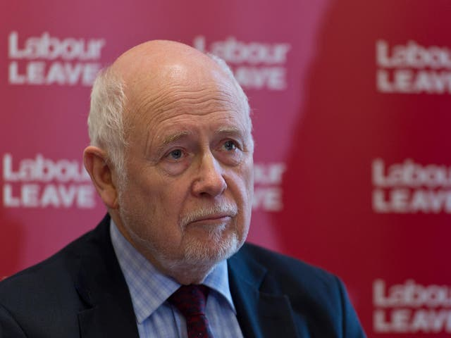 Kelvin Hopkins has been suspended from Labour while the party probes allegations of misconduct