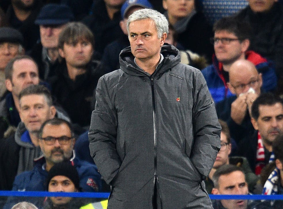 Manchester United fell to a 1-0 defeat against Chelsea on Sunday