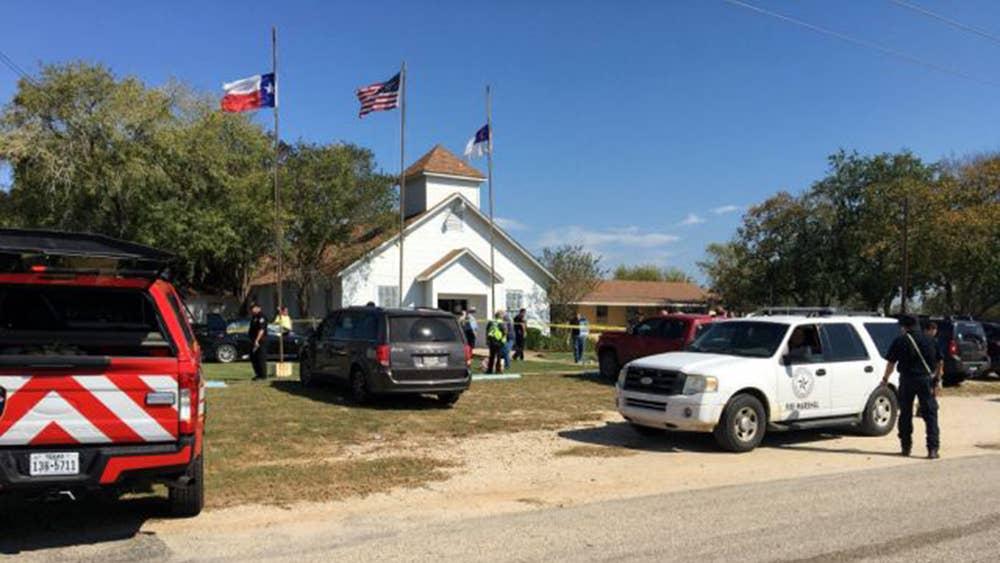 Texas Auto Connection >> Texas Shooting Was Not A Random Act As The Suspect Had