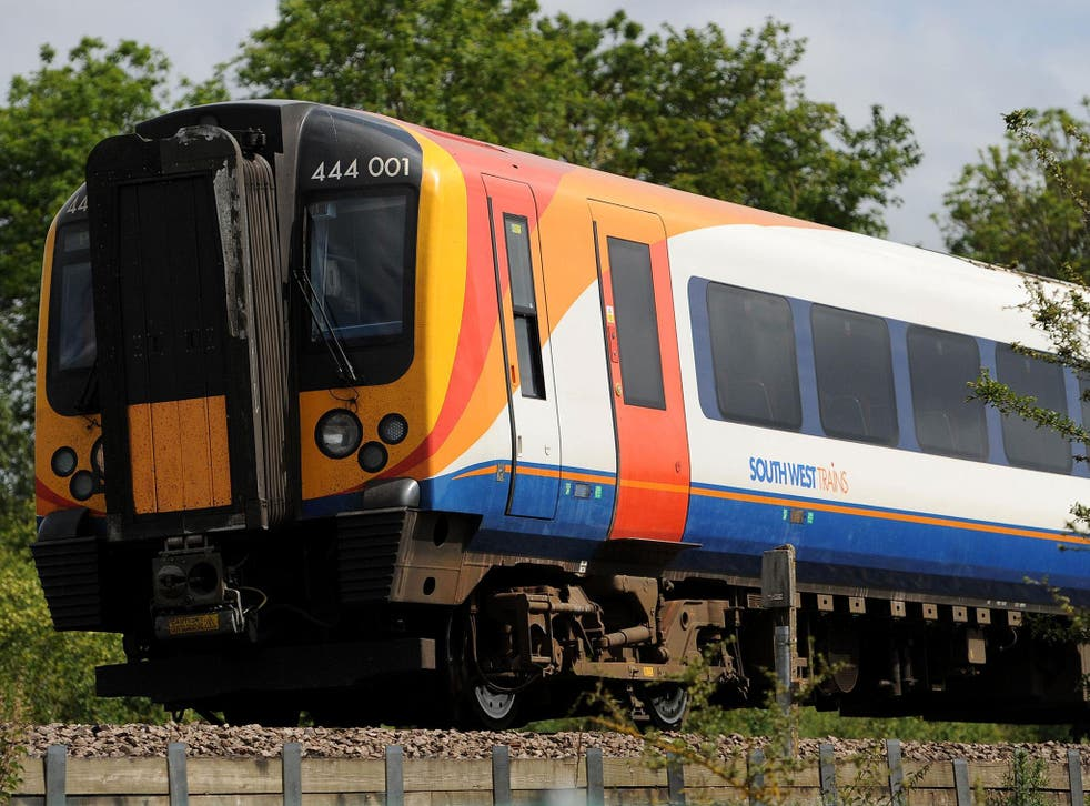 South West Trains, a subsidiary of Stagecoach, lost out to a rival consortium when the contract came up for renewal last year
