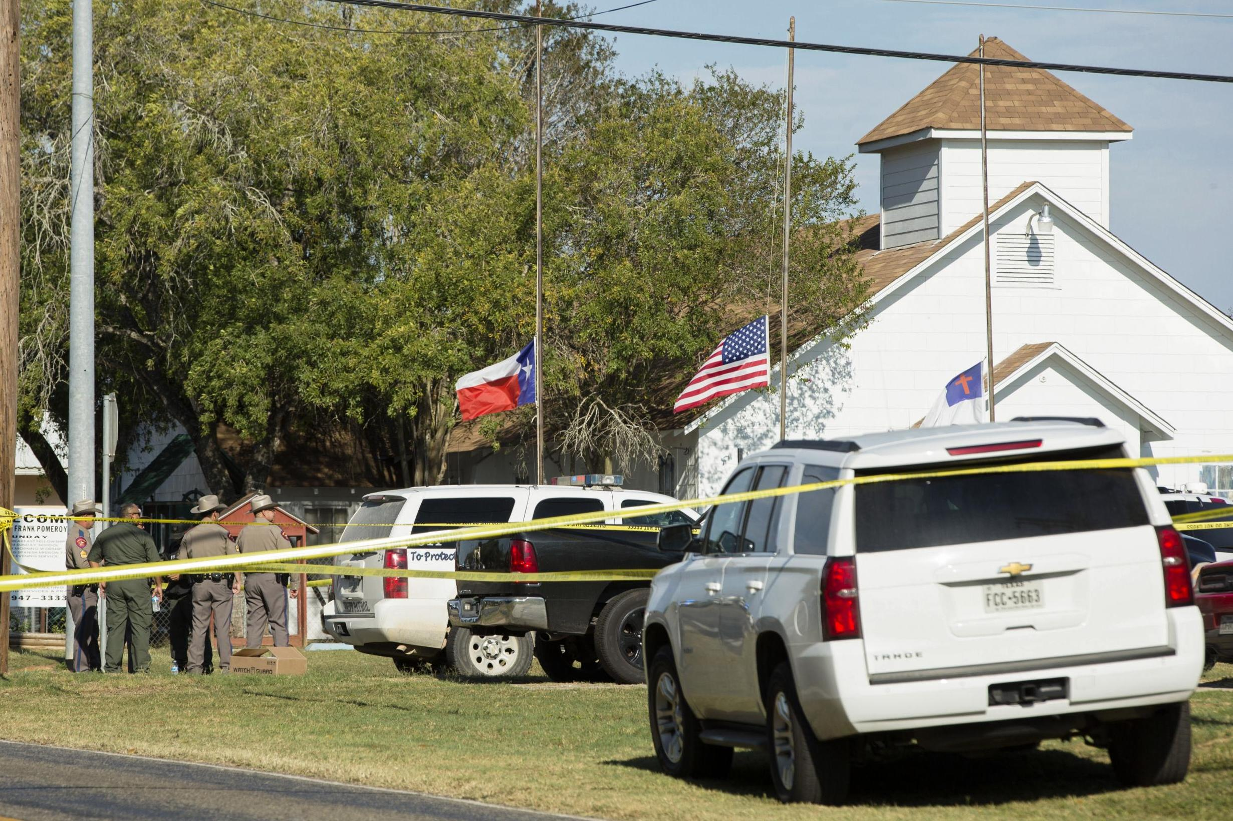 Texas shooting: Hero plumber who chased gunman says he 'needed to be stopped' | The Independentindependent_brand_ident_LOGOUntitled