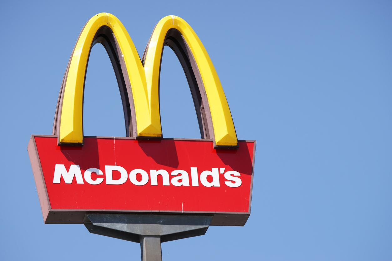 Horrified parents drag children back to apologise after running riot in McDonald's