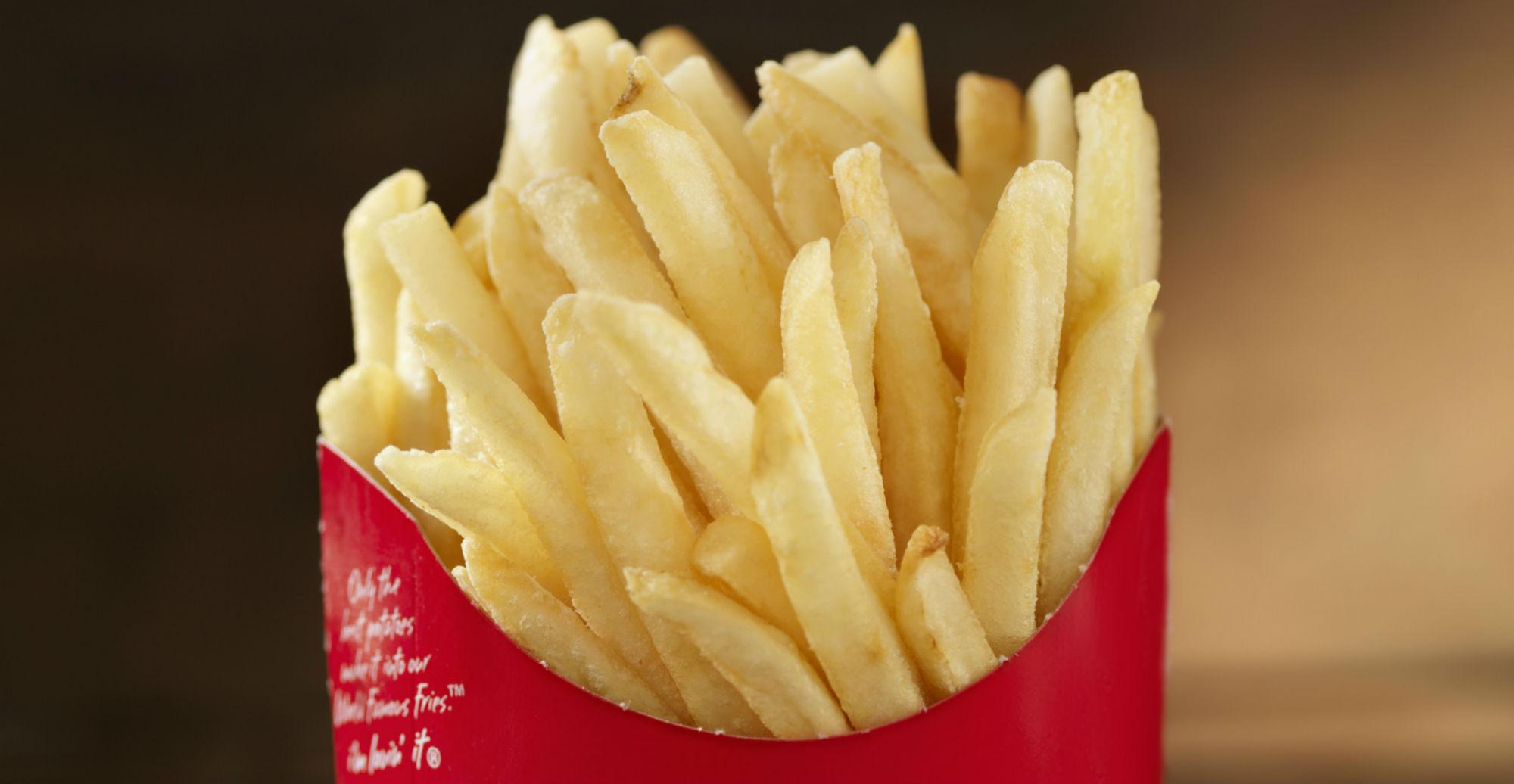This is why McDonald's changed their French fries recipe | indy100