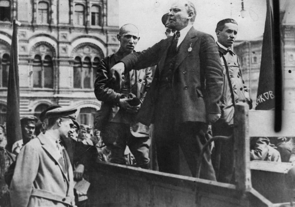 100 years on from the russian revolution could a 21st century lenins legacy and that of the uprising he kickstarted is still the subject of fandeluxe Choice Image