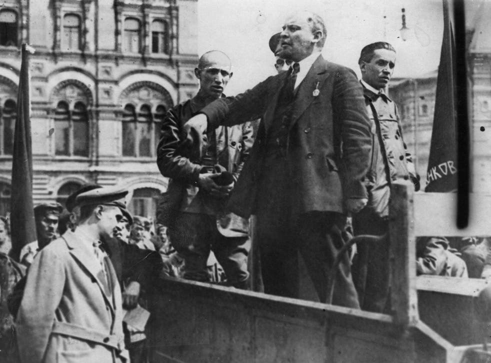 Lenin's legacy – and that of the uprising he kickstarted – is still the subject of debate