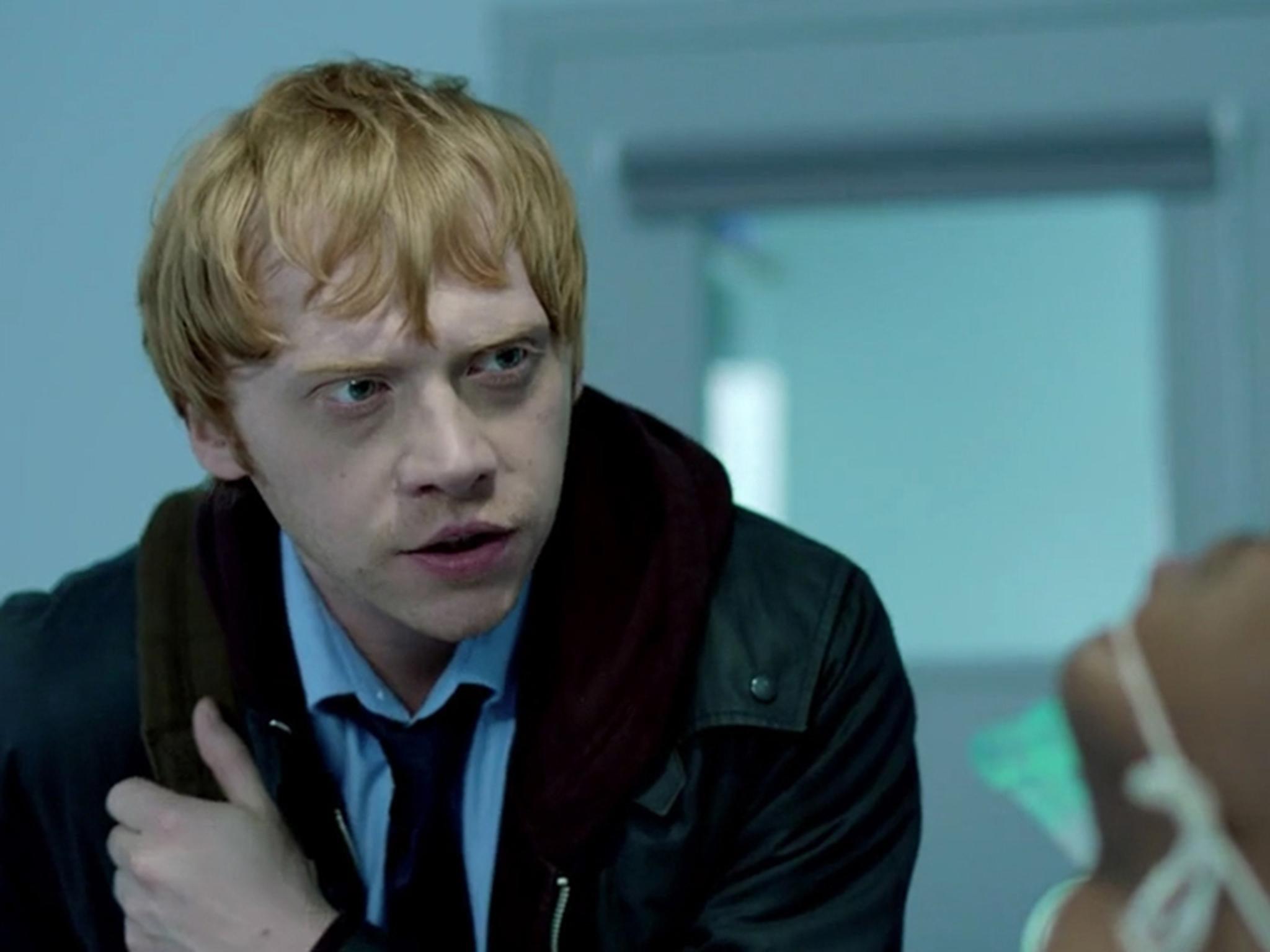 Sick Note's Rupert Grint: After Harry Potter, I want the ... руперт гринт