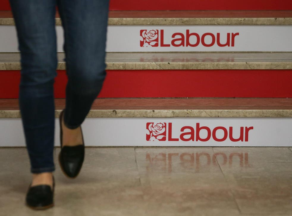 'I want to redress the imbalance of representation of women within positions of power within the party'