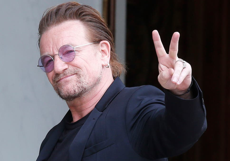 Bono, stop pining for the good old days of masculine music