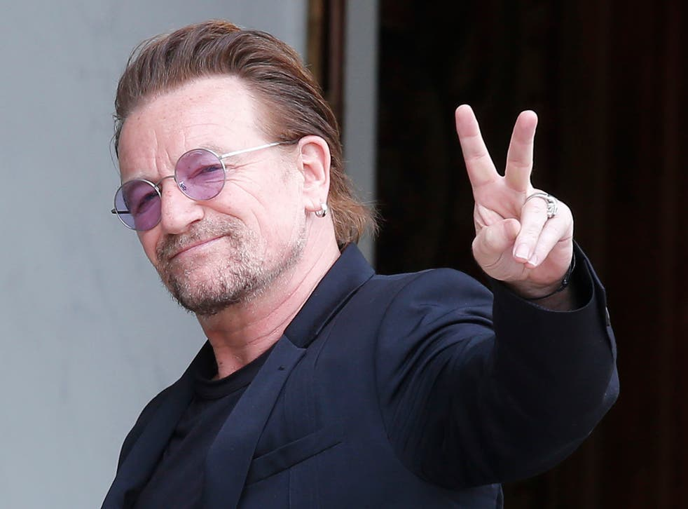 He seems to forget his own music – one of U2's biggest songs of all time is the heartfelt, romantic ballad 'With or Without You'