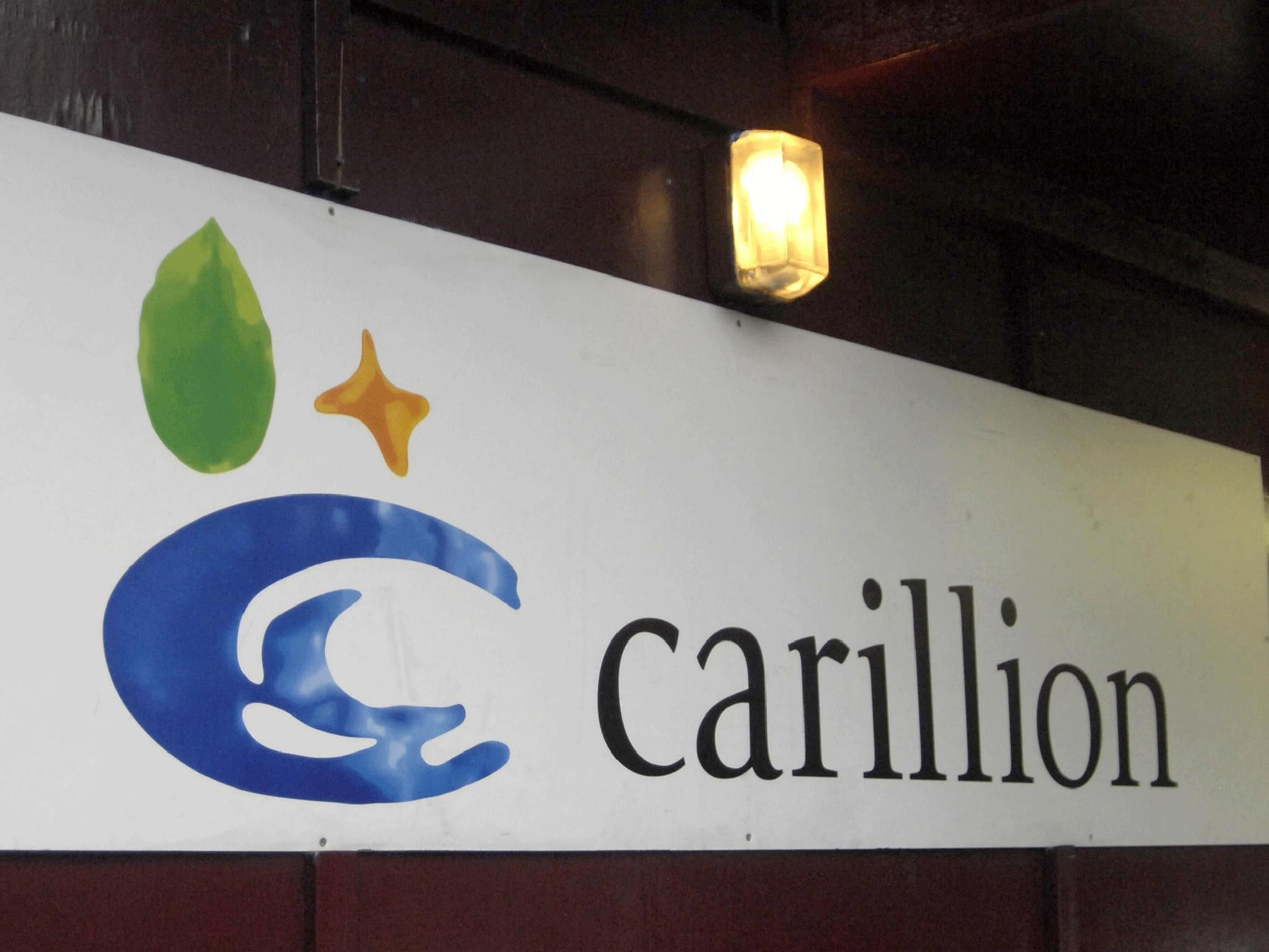 Carillion share price collapse sparks fears Government ...