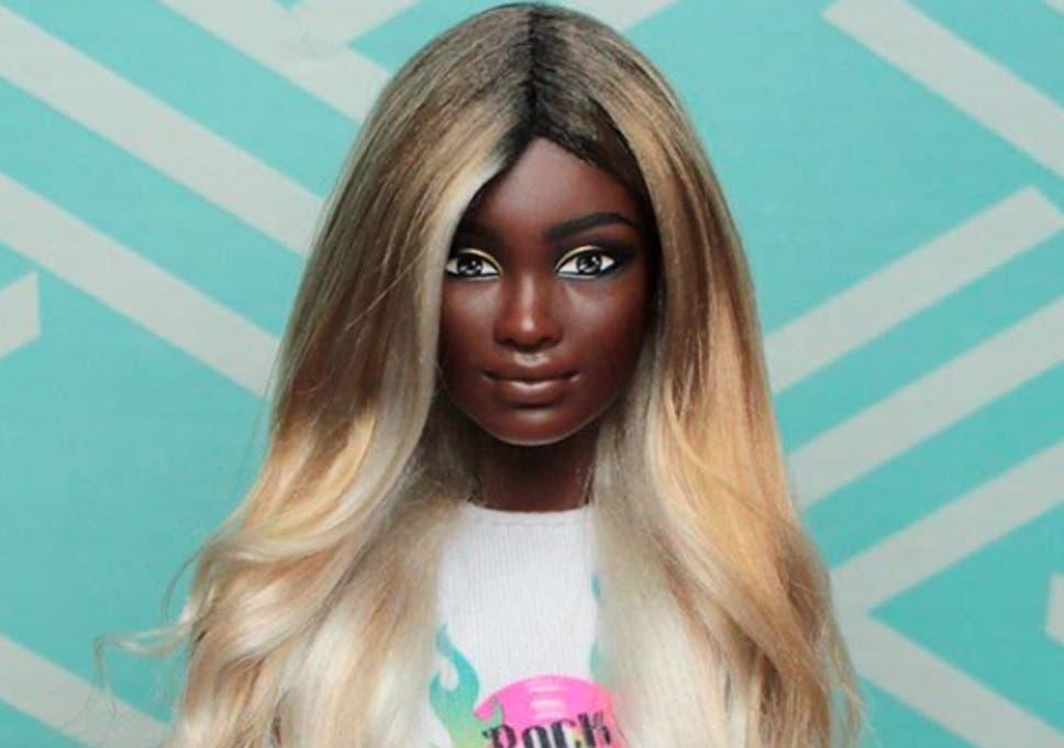 brazilian artist creates diverse range of custom barbie dolls the rh independent co uk