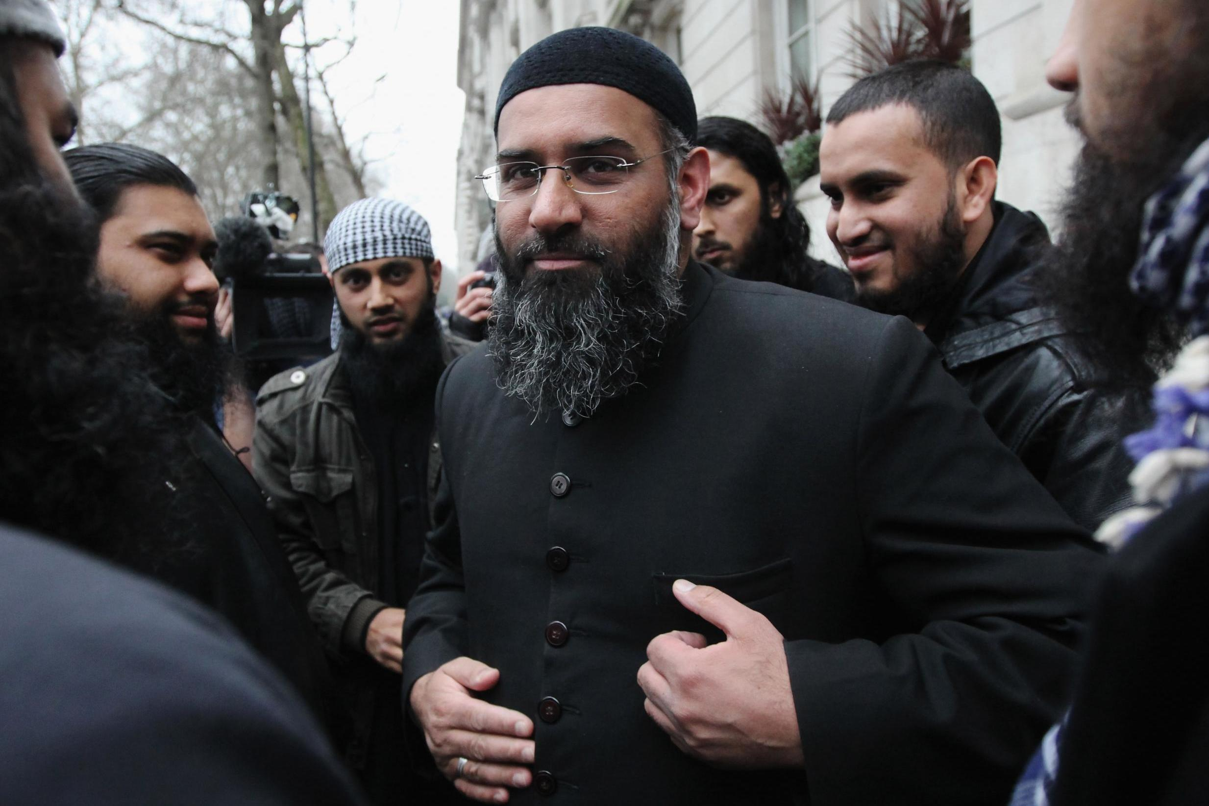 Anjem Choudary has assets frozen days before prison release for supporting Isis