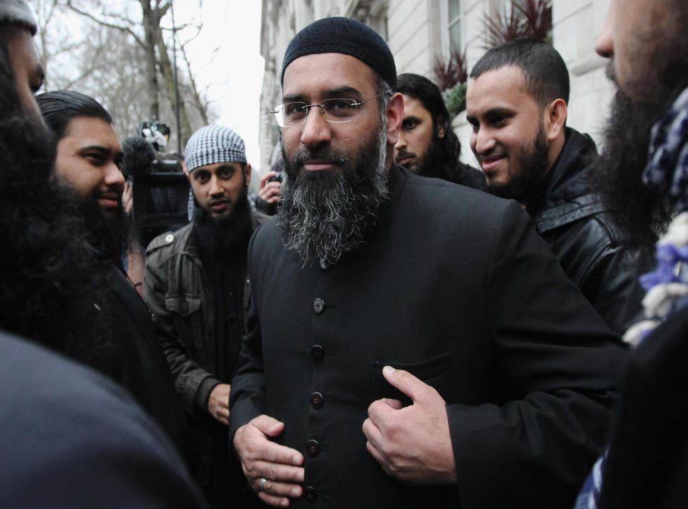 Anjem Choudary is a British Islamist activist who has been convicted of inviting support for Isis
