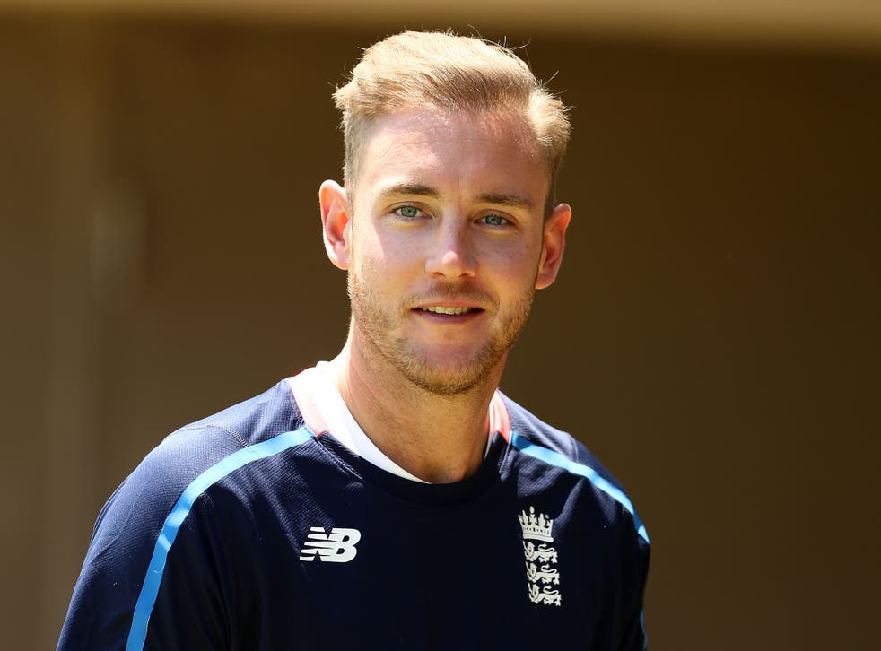 Broad is ready to play the role of pantomime villain