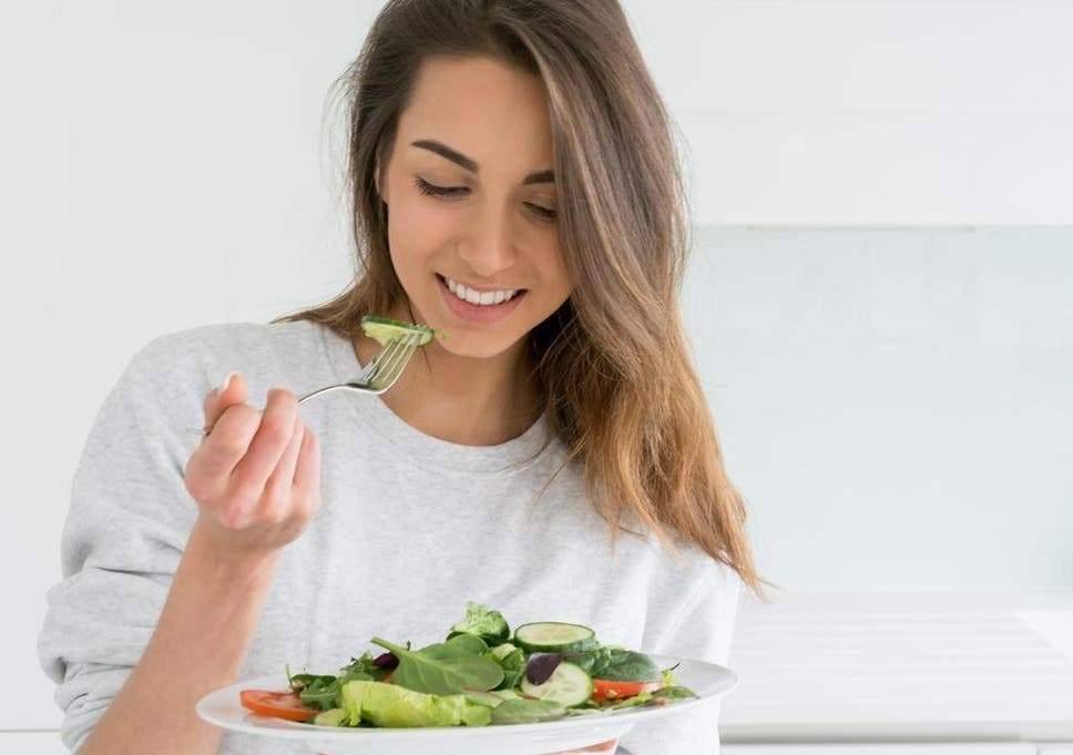 eating fast can lose weight