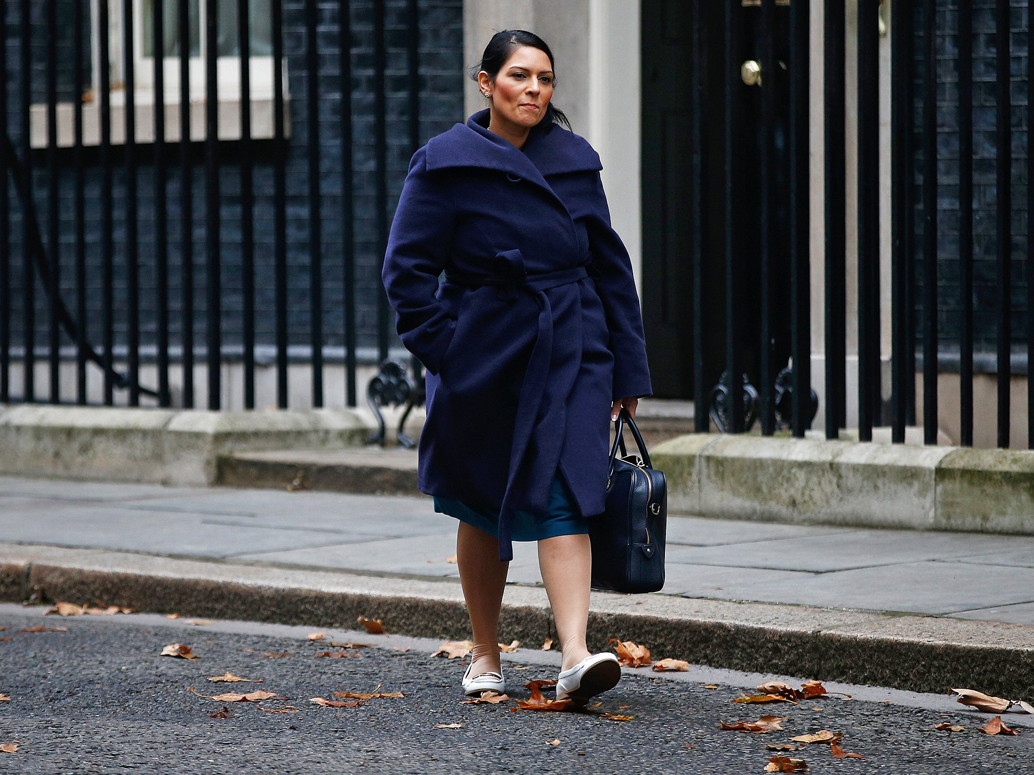 Priti Patel: A timeline of how the scandal developed from a family  'holiday' to a near-certain sacking | The Independent | The Independent
