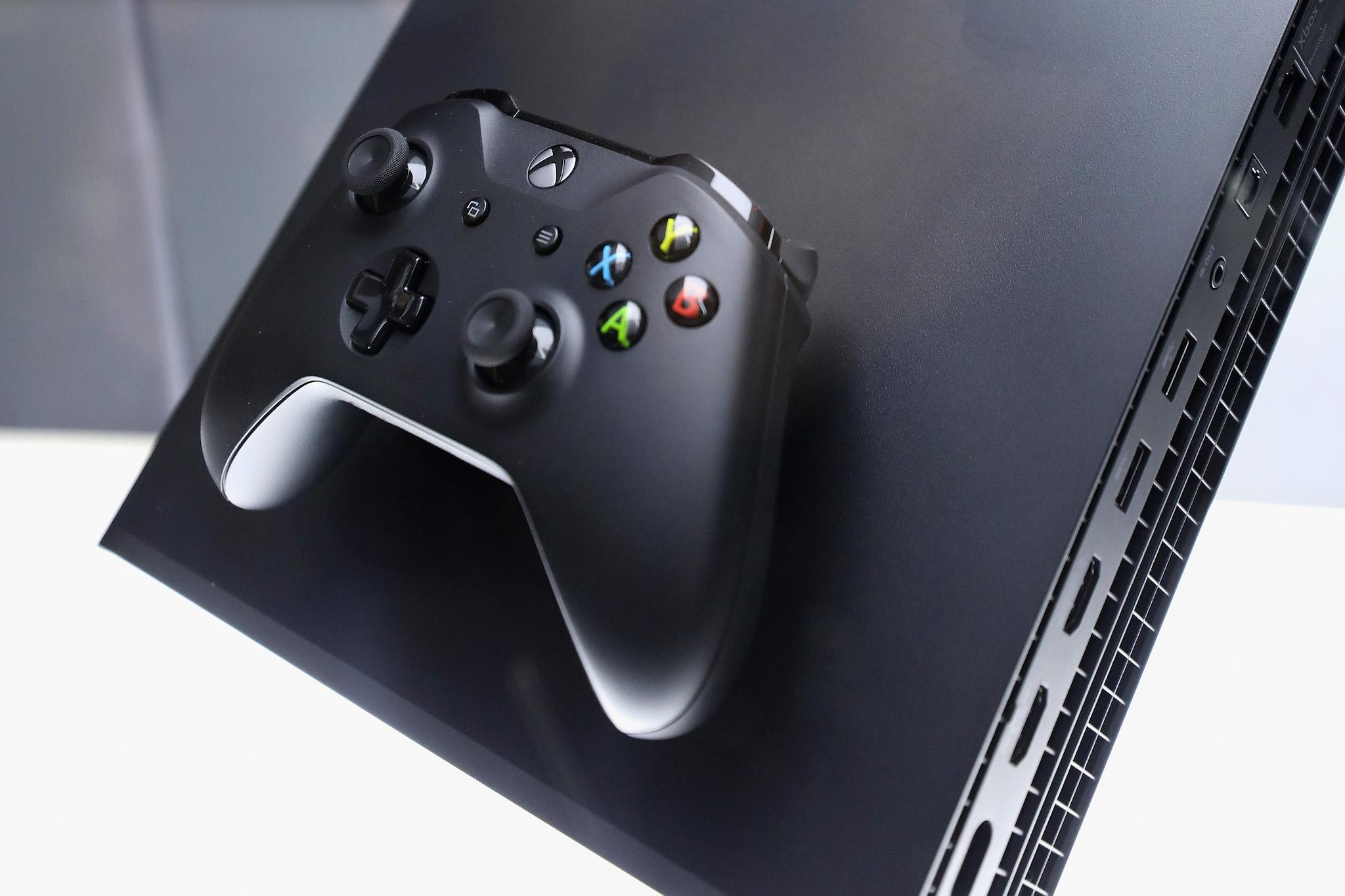Xbox One X: Why should I buy Microsoft\'s new 4K console? Why shouldn ...
