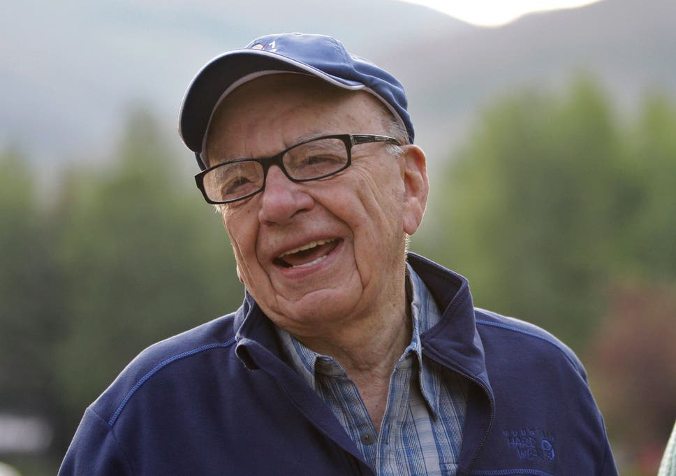 Rupert Murdoch's son 'admits he is embarrassed by certain