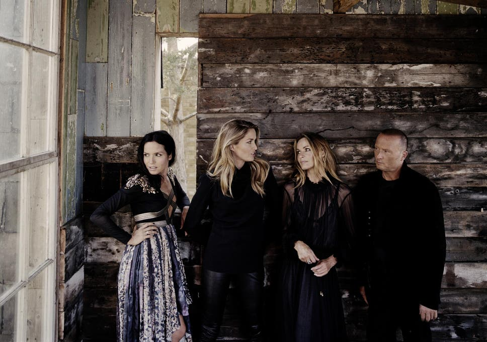 The Corrs Andrea And Caroline On New Album Jupiter Calling