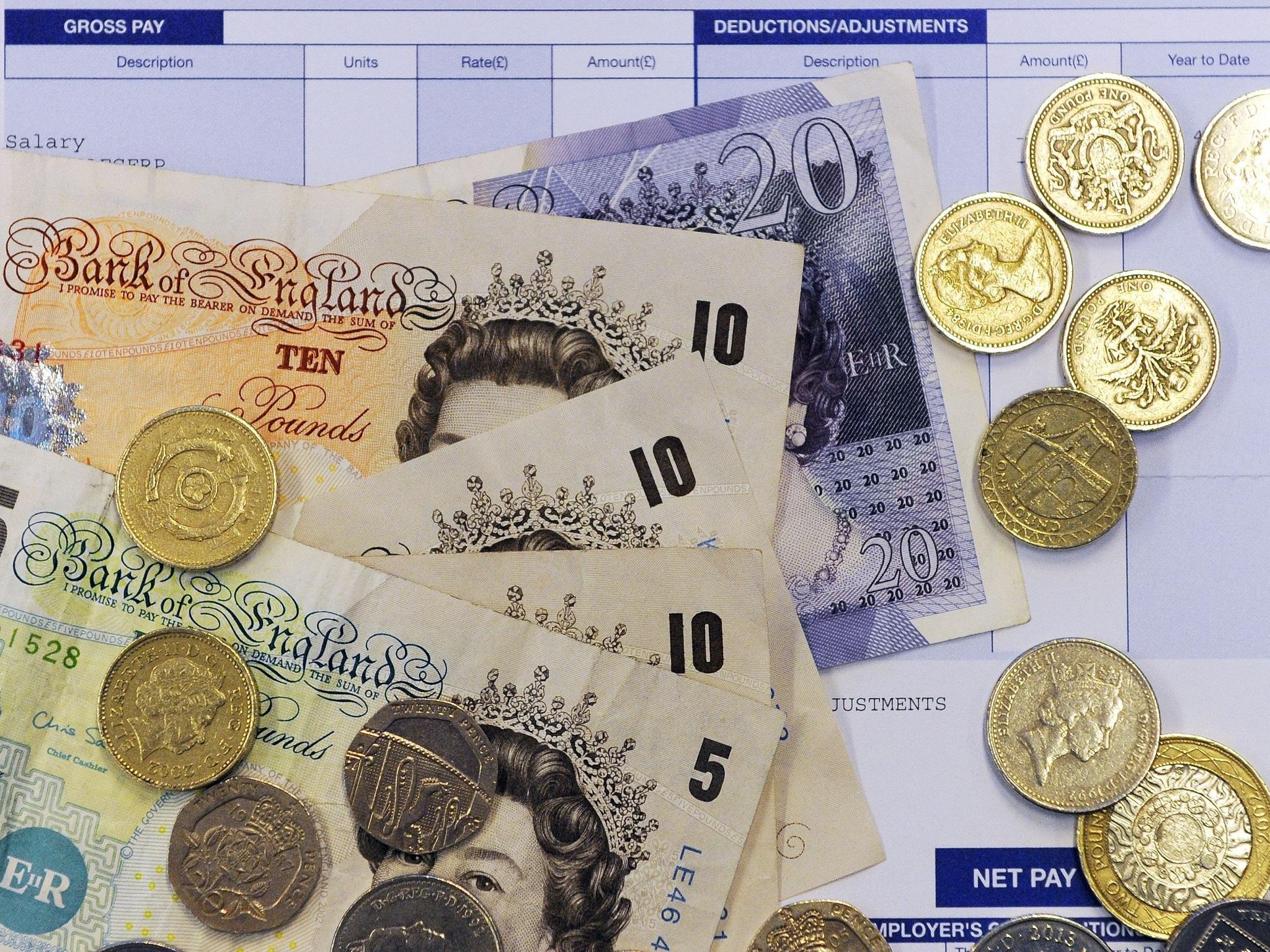 National living wage hike is justified despite impending recession, says think tank