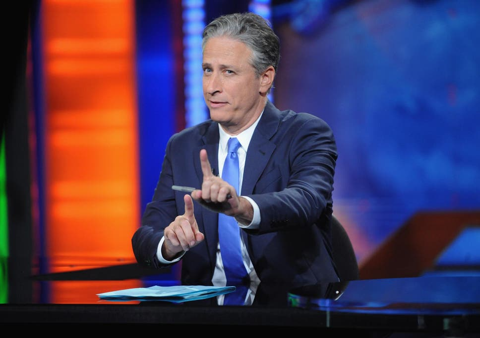 Jon Stewart perfectly summed up one year of Donald Trump in four ...