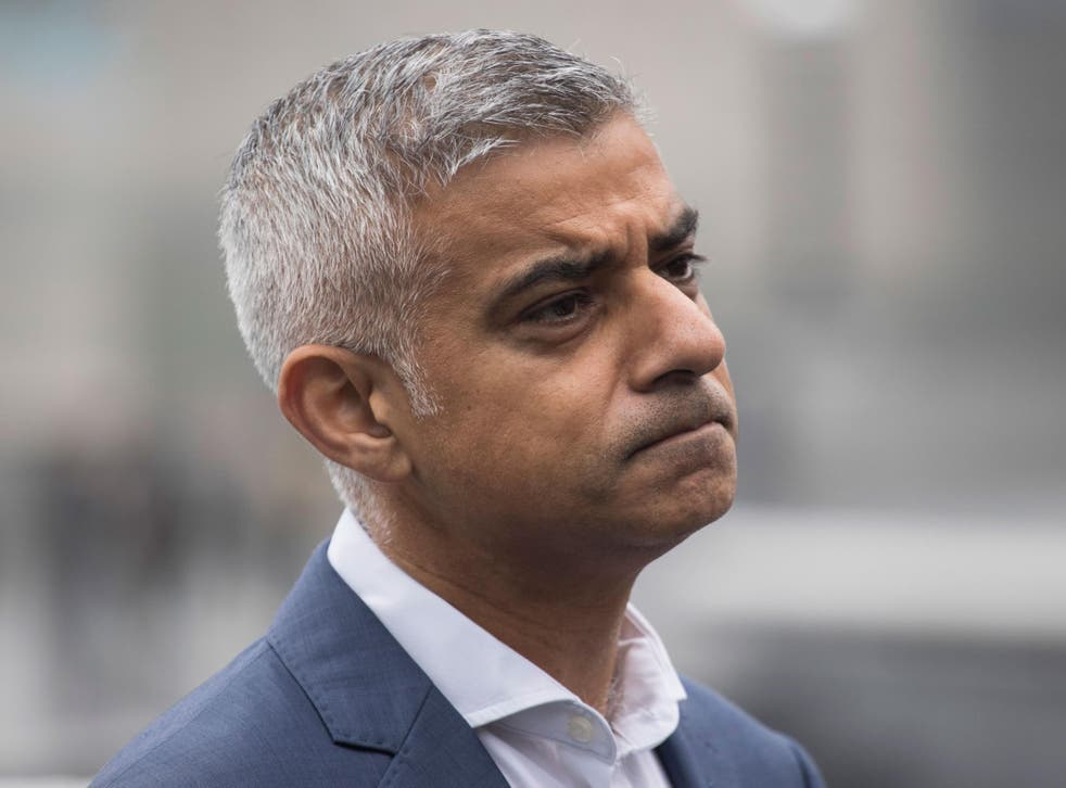 Sadiq Khan: 'I wonder about knife crime getting even worse – if that's conceivable'